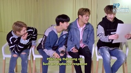 pop in seoul - step out! stray kids members' self introduction (vietsub) - stray kids