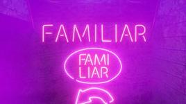 familiar (lyric video) - liam payne, j balvin