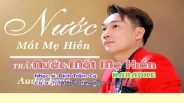 nuoc mat me hien (lyric video) - tran phuc nhuan