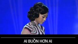 ai buon hon ai (karaoke) - ha thanh xuan
