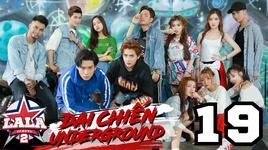 dai chien underground (tap 19) - la la school