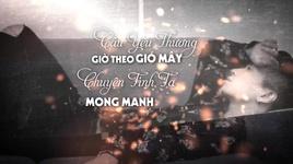 minh tung yeu nhu the (lyric video) - karik, orange