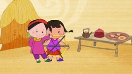 xe chi luon kim - nguyen do khanh an, tran ngoc bao linh