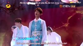 ly nhan sau / 离人愁 (vietsub + live) - ha canh, ma thien vu