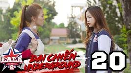 dai chien underground (tap 20) - la la school