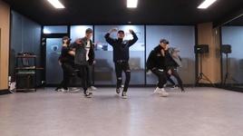 one (choreography practice) - kim samuel, il hoon (btob)