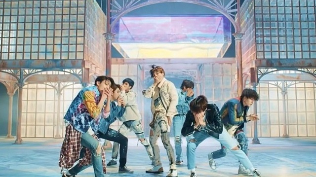 Fake Love (MV Shooting) (Vietsub) - BTS (Bangtan Boys