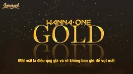 gold (vietsub) - wanna one