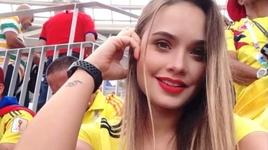 nhung fan nu xinh dep nhat tai world cup 2018 - v.a