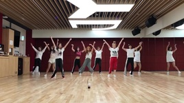 dance the night away (dance video) (practice room version) - twice