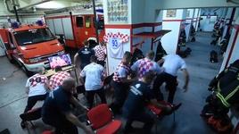 linh cuu hoa croatia xem world cup 2018 nhung khong quen nhiem vu - v.a