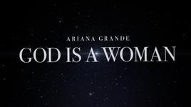god is a woman (lyric video) - ariana grande