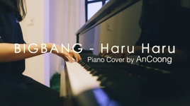 haru haru (piano cover) - an coong