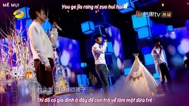 la thu gui con gai / 给女儿的一封信 (live) - truong kiet (jason zhang), ha canh