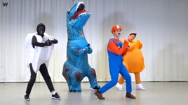 dejavu (dance practice winning #1 version) - nu'est w