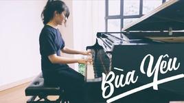 bua yeu (piano cover) - an coong