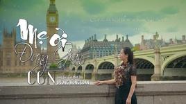 me oi dung gian con (lyric video) - duong hong loan