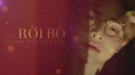 roi bo cover (audio version) - truong tran anh duy