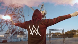 darkside (live performance) - alan walker, au/ra, tomine harket