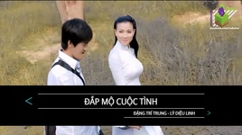 dap mo cuoc tinh (karaoke) - dang tri trung, ly dieu linh