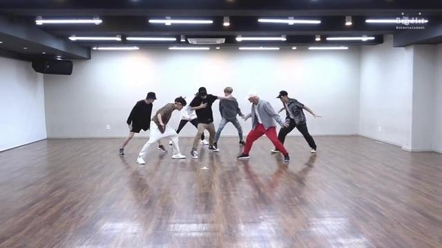 Idol (Dance Practice) - BTS (Bangtan Boys) - NhacCuaTui