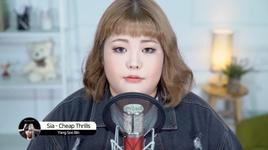 'thanh an' soobin cover cuc ngot ban hit 'cheap thrills - sia' - v.a
