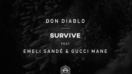 survive (lyric video) - don diablo, emeli sande, gucci mane
