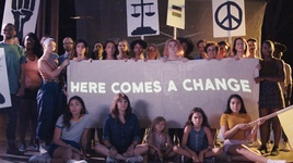 here comes the change (from the motion picture 'on the basis of sex') (lyric video) - kesha