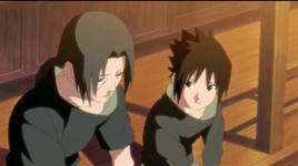 uchiha itachi - uchiha sasuke - amv, do as infinity