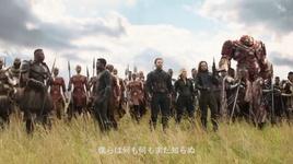 'avengers infinity war' khi duoc ghep nhac anime - v.a