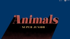animals (visual pack) - super junior