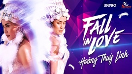 fall in love - hoang thuy linh