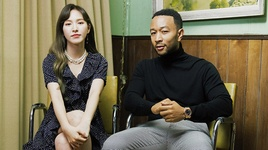written in the stars - john legend, wendy (red velvet)