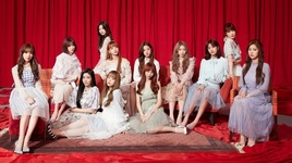 la vie en rose - iz*one