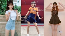 nhung ban dance cover chat nhu nuoc cat - v.a