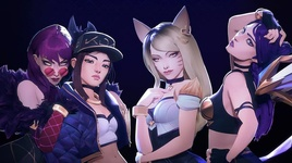 pop/stars - league of legends, k/da, madison beer, (g)i-dle, jaira burns