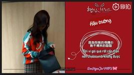 seo hyun jin tra loi phong van voi fan - seo hyun jin