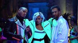 say my name - david guetta, bebe rexha, j balvin