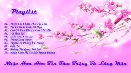 nhac hoa hoa tau - nhac khong loi buon tam trang va lang man - v.a