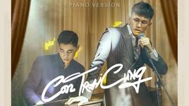 con trai cung (piano version) (karaoke) - b-ray, k-icm