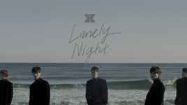 lonely night - knk