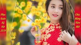lien khuc nhu hoa mua xuan cuc soi dong - v.a