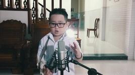 con trai cung phien ban lop 1 sieu de thuong - v.a