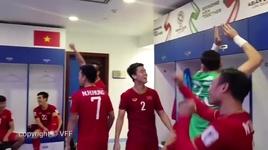 cau thu viet nam an mung khi lot vao tu ket asian cup 2019 - v.a
