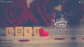nhung ban nhac tieng anh nhe nhang lang man hay nhat danh cho valentine - happy valentine day's 2019 - v.a