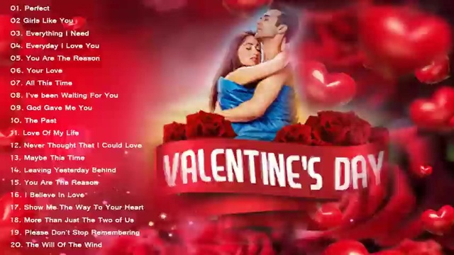 Valentine Songs 2019 - Best English Love Songs New Playlist 2019
