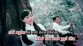ve dau mai toc nguoi thuong (karaoke) - ngoc kieu oanh