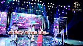 chuyen tinh khong di vang (karaoke) - ngoc kieu oanh