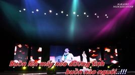 toi tinh (karaoke) - ngoc kieu oanh
