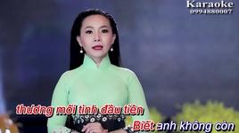 moi tinh dau tien (karaoke) - ngoc kieu oanh